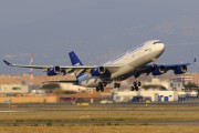 LV-ZPO - Aerolineas Argentinas Airbus A340-200 aircraft
