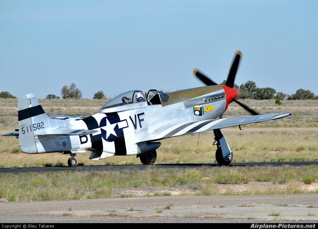 Air Museum Chino NL5441V aircraft at Grand Canyon - Valle