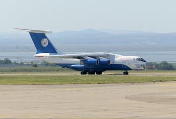 4K-AZ55 - Silk Way Airlines Ilyushin Il-76 (all models)