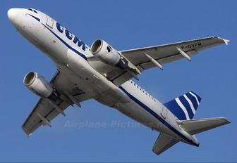 F-GYFM - CCM Airlines Airbus A319