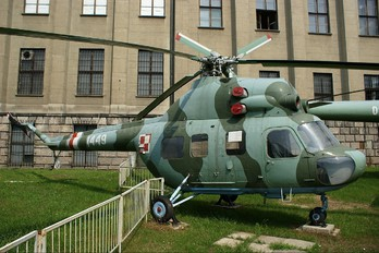 1449 - Museum of Polish Army Mil Mi-2