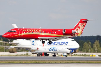 VQ-BFB - Air Volga Canadair CL-600 CRJ-200