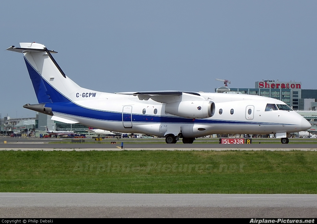 Pratt & Whitney Canada C-GCPW aircraft at Toronto - Pearson Intl, ON