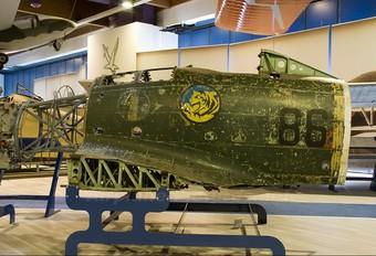 - - Italy - Air Force Macchi MC-200 Saetta