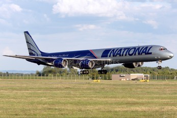 N872CA - National Airlines Douglas DC-8-71(F)