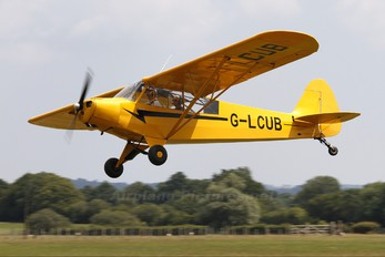 G-LCUB - Private Piper L-18 Super Cub