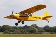 G-LCUB - Private Piper L-18 Super Cub aircraft