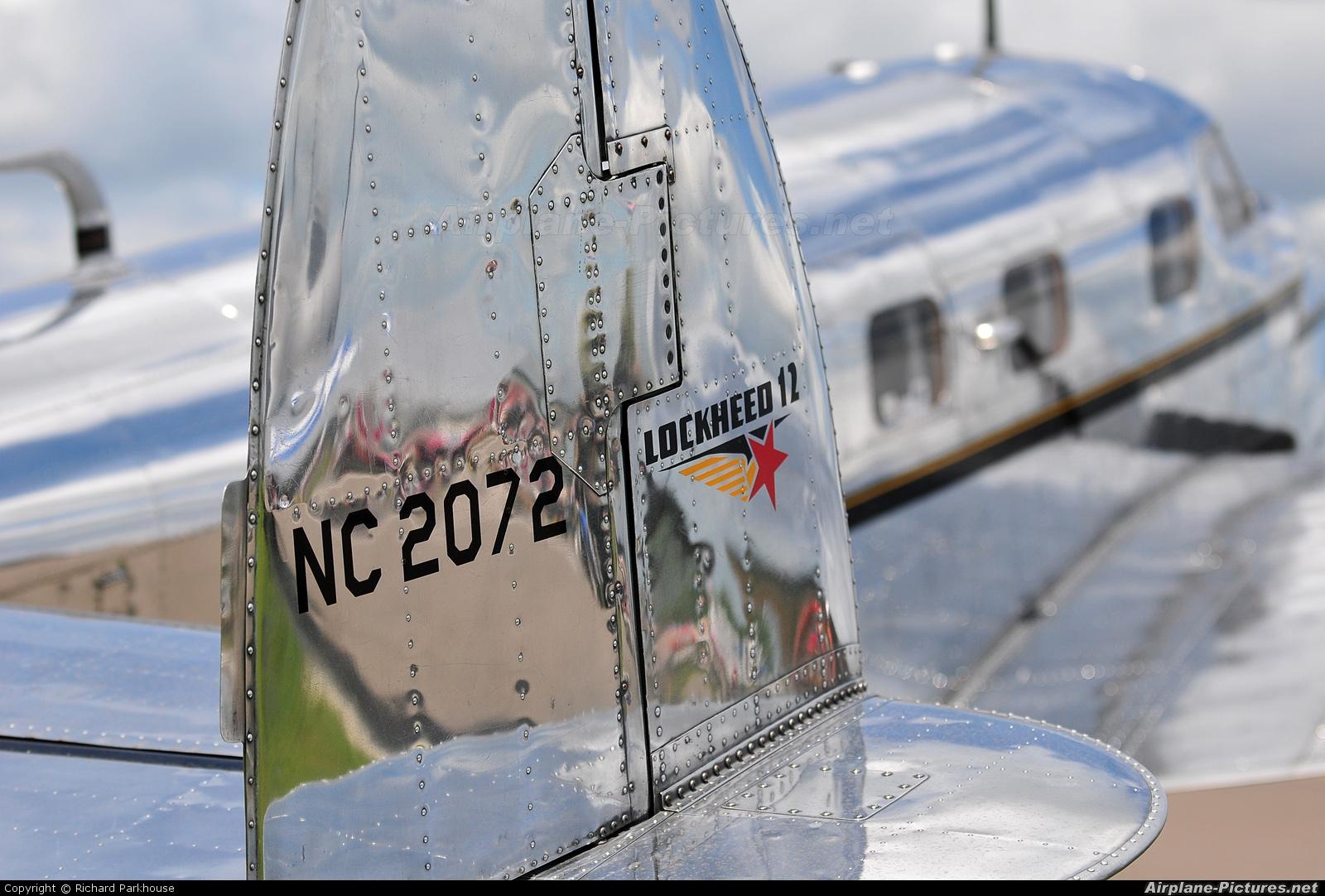 Private NC2072 aircraft at Lakeland - Linder Regional