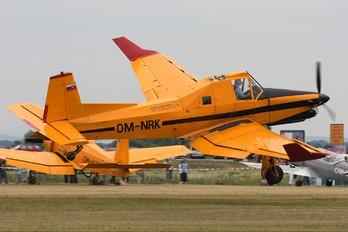 OM-NRK - Aero Slovakia Zlín Aircraft Z-137T Turbočmelák