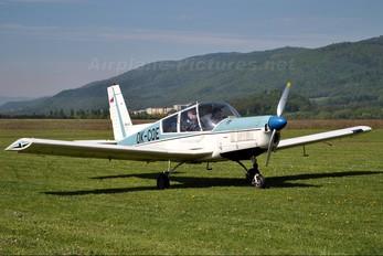 OK-COE - Private Zlín Aircraft Z-43