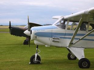 G-APXU - Scottish Aero Club Piper PA-22 Tri-Pacer