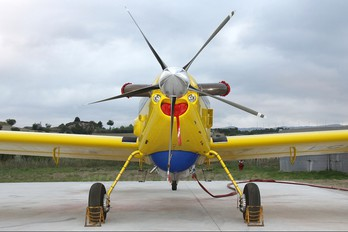 EC-LKT - Avialsa Air Tractor AT-802