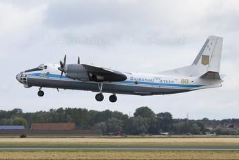 80 - Ukraine - Air Force Antonov An-30 (all models)