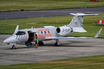 D-CURT - Air Traffic Learjet 31