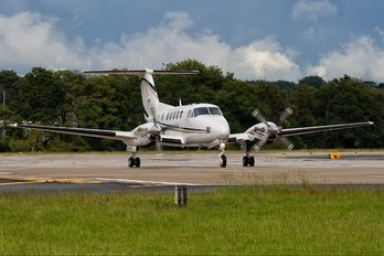 G-PCOP - Private Beechcraft 200 King Air
