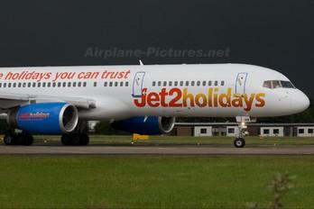 G-LSAM - Jet2 Boeing 757-200