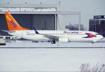 C-GTVG - Sunwing Airlines Boeing 737-800