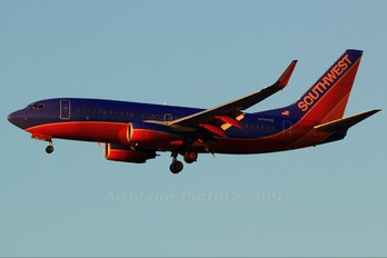 N419WN - Southwest Airlines Boeing 737-700