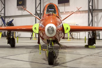 F-GLHF - Private Fouga CM-170 Magister