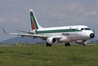 EI-DFH - Alitalia Express Embraer ERJ-170 (170-100)