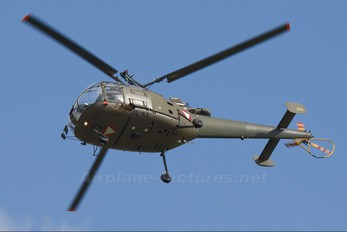 3E-KE - Austria - Air Force Sud Aviation SA-316 Alouette III