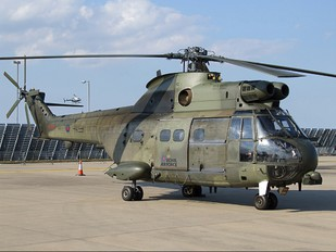 XW212 - Royal Air Force Westland Puma HC.1