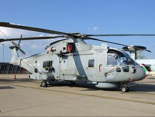 ZH852 - Royal Navy Agusta Westland AW101 111 Merlin HM.1