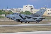 ZG709 - Royal Air Force Panavia Tornado GR.4 / 4A aircraft