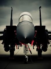 91-0302 - USA - Air Force McDonnell Douglas F-15E Strike Eagle