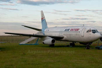 F-BTTJ - Air Inter Dassault Mercure 100