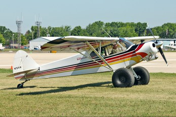 N7545K - Private Piper PA-18 Super Cub