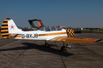 G-BXJB - Private Bacau Yak-52