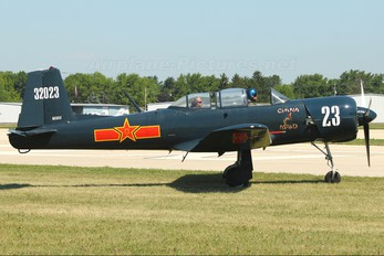 N6084F - Private NanChang CJ-6A