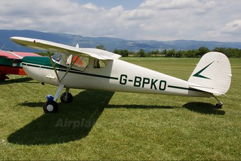 G-BPKO - Private Cessna 140