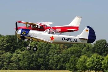 D-EEJA - Private Yakovlev Yak-50
