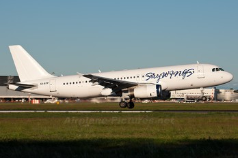 SX-BTP - Sky Wings Airbus A320
