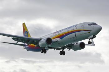 9Y-JMA - Air Jamaica Boeing 737-800