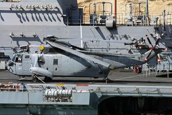 ZE418 - Royal Navy Westland Sea King ASaC.7