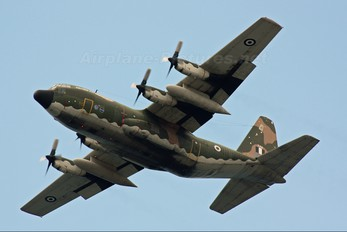 744 - Greece - Hellenic Air Force Lockheed C-130H Hercules