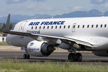 F-HBLD - Air France - Regional Embraer ERJ-190 (190-100)