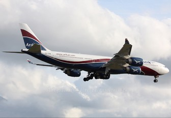 CS-TFW - Arik Air Airbus A340-500