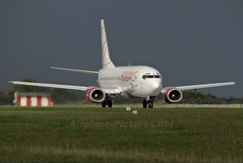 OK-WGY - CSA - Holidays Czech Airlines Boeing 737-400