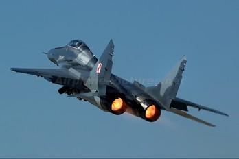 38 - Poland - Air Force Mikoyan-Gurevich MiG-29A
