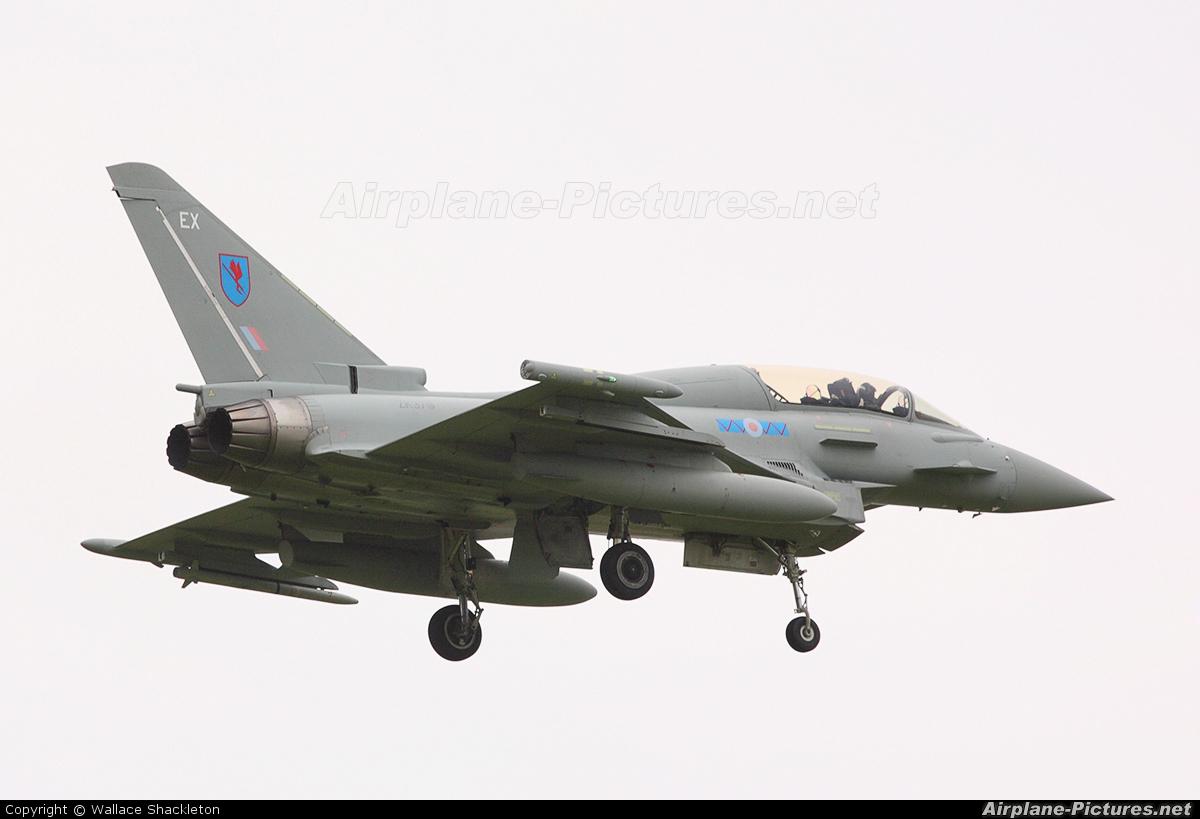 Royal Air Force ZK379 aircraft at Leuchars