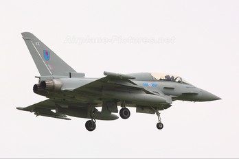 ZK379 - Royal Air Force Eurofighter Typhoon T.3