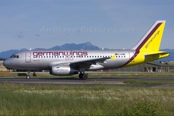 D-AGWR - Germanwings Airbus A319