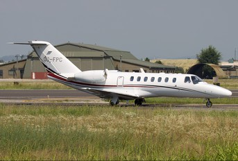 OO-FPC - Private Cessna 525B Citation CJ3