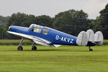 G-AKVZ - Private Miles M.38 Messenger
