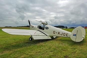G-AJOE - Private Miles M.38 Messenger