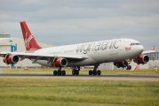 G-VELD - Virgin Atlantic Airbus A340-300 aircraft